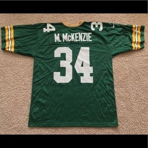 NFL Shirts - Nike Green Bay Packers Mike McKenzie jersey XL